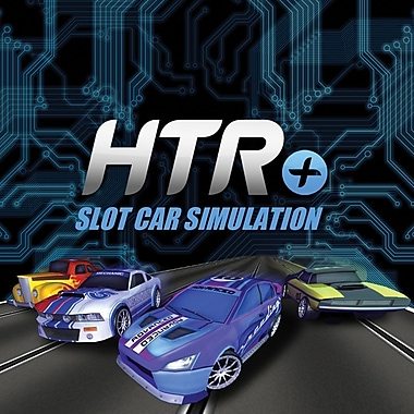 HTR+ Slot Racing Simulation for Windows (1 User) [Download]
