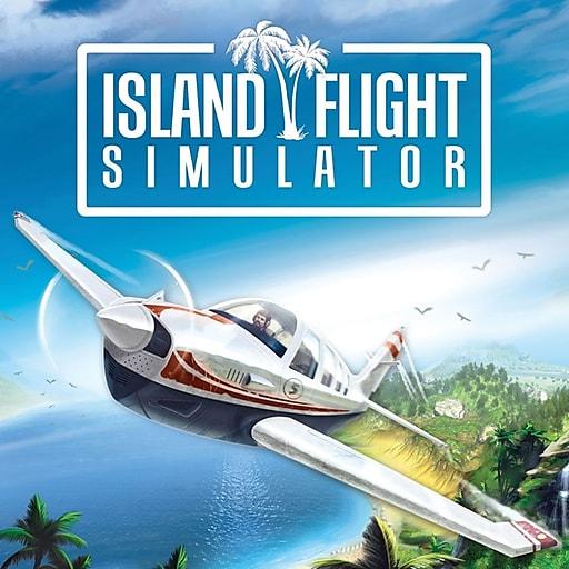 Island Flight Simulator for Windows (1 User) [Download]
