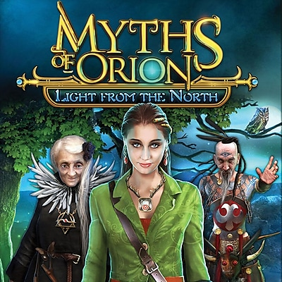 Myths Of Orion Light from the North for Windows (1 User) [Download]