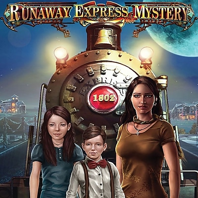 Runaway Express Mystery for Windows (1 User) [Download]