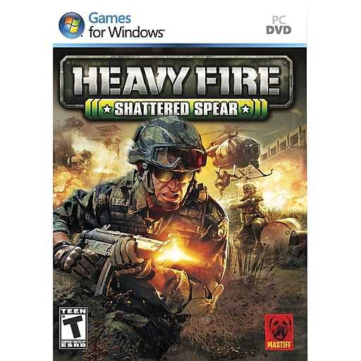 Heavy Fire: Shattered Spear for Windows (1-4 Users) [Download]