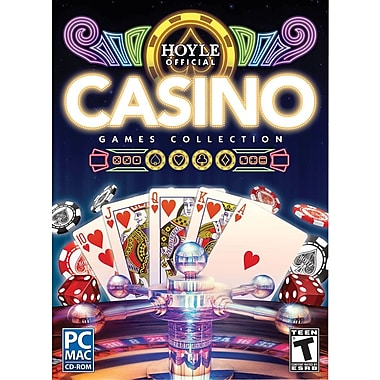 Encore Hoyle Official Casino Games Collection for Mac (1 User) [Download]
