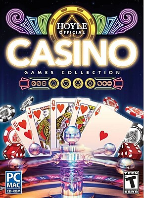 Encore Hoyle Official Casino Games Collection for Windows (1 User) [Download]