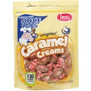 Goetze's Candy 3 Lbs. Caramel Creams Resealable Bag