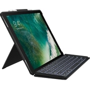 Logitech Slim Combo for iPad Pro 12.9 inch (1st and 2nd generation) (Black) (920-008432)