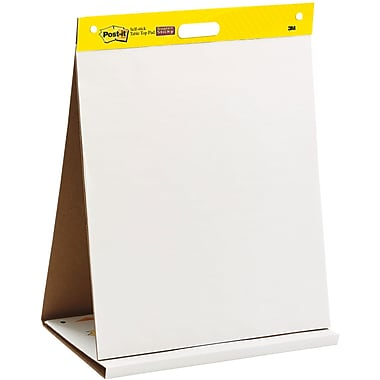Post-it® Tabletop Easel Pad, 20