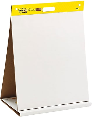 Post-it®, Tabletop Easel Pad, 20