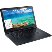 "Acer® C910C37P Chromebook, 15.6"", Google Chrome Operating, 4 GB RAM, 32 GB HD, Chromebook"