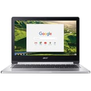 "Acer® Chromebook 15 C910-54M1 15.6"" 2-in-1 Chromebook (LCD Touchscreen, Dual-core ARM® , 64GB, 4GB Ram, Chrome, Black)"