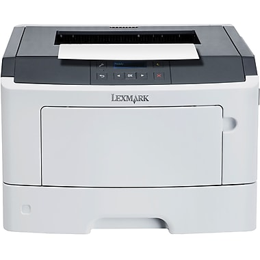 Lexmark™ MS417DN Single-Function Monochrome Laser Printer