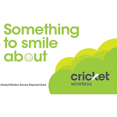 cricket wireless refill prepaid airtime cards - Prepaid Cell Phone Cards
