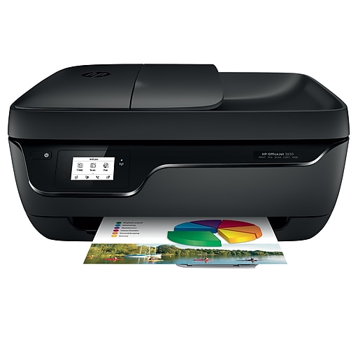 hp officejet 3830 all in one inkjet printer staples