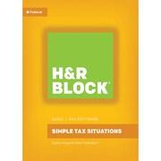 H&R Block 17 Basic for Windows (1 User) [Download]