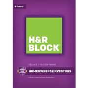 H&R Block 17 Deluxe for Mac (1 User) [Download]