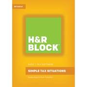 H&R Block 17 Basic for Mac (1 User) [Download]