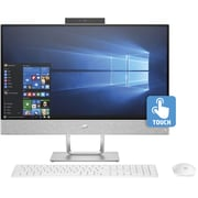 HP Pavilion 24-x016 All-in-One Desktop PC (Intel i3 Processor, 8GB RAM Memory, 1TB Hard Drive)