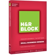H&R Block 17 Premium & Business for Windows (1 User) [Boxed]