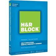 H&R Block 17 Premium for Windows (1 User) [Boxed]