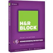 H&R Block 17 Deluxe (1 User)