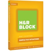 H&R Block 17 Basic (1 User)