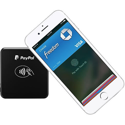 paypal chip and tap credit card reader rollover image to zoom in httpswwwstaples 3pcoms7is - Paypal Credit Card Swiper