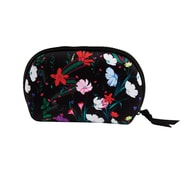 Cynthia Rowley Ribbon Floral Cosmetic Pouch, Neoprene (61004)