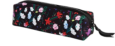 Cynthia Rowley Ribbon Floral Pencil Case, Neoprene (61003)