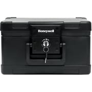 Honeywell Fire & Waterproof Safe Chest with Carry Handle