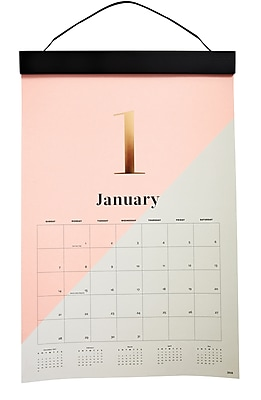Martha Stewart 2018 Wall Calendar Small 51292 Staples