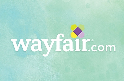 Wayfair.com Gift Card $50 (Email Delivery)