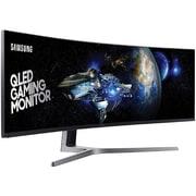 "Samsung C49HG90DMN 49"" CHG90 QLED Gaming Monitor, 32:9, 1ms"