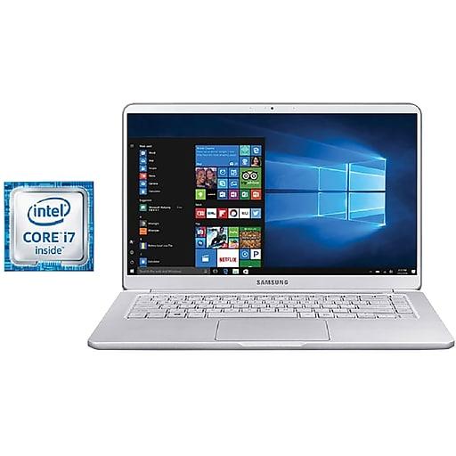 "Samsung Notebook 9 900X5NI 15"", Intel i7, 8GB Memory, Windows 10 (NP900X5N-L01US)"