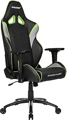AKRacing Overture Gaming Chair - Green