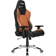 AKRacing Premium Gaming Chair - Black Brown