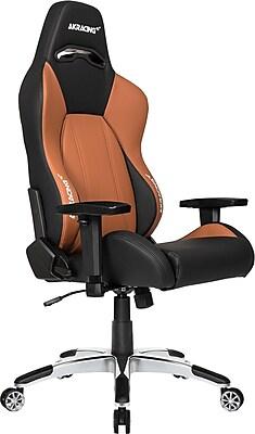 AKRacing Premium Gaming Chair - Black Brown