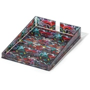 Cynthia Rowley Document Tray, Marble (50514)