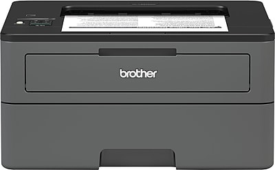 Brother HL-L2370DW Compact Monochrome Laser Printer with Wireless & Ethernet and Duplex Printing