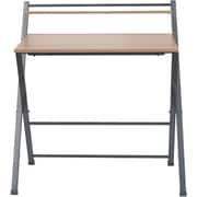 "Folding Tray Desk, Natural, 29.1""H x 31.5""W x 17.7""D"
