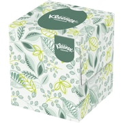 Kleenex® Naturals Cube Box Facial Tissues, 2-Ply, White, 36/Ct