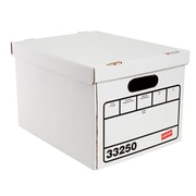 Staples Basic Duty Storage Boxes Letter/Legal Size 10/PK  sc 1 st  Staples & File Storage | File Boxes | Staples®