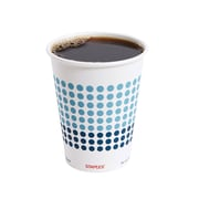 Staples Brand Paper Hot Cups, 12 Oz., 50/Pack