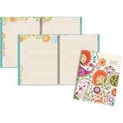 "2018-2019 AT-A-GLANCE® Garden Party Academic Weekly/Monthly Planner, 8-1/2"" x 11"" (150-905A-19)"