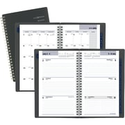 "2018-2019 AT-A-GLANCE® Academic DayMinder® Weekly/Monthly Planner, 12 Months, Charcoal, 4-7/8"" x 8"" (AYC200-45-19)"