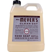 Mrs. Meyer's Clean Day Hand Soap Refill, Lavender, 33 fl oz (651318)