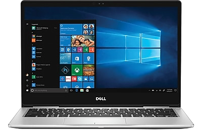 Dell inspiron 7370 laptop Intel® 8th gen ,256 GB ssd hard drive,8gb DDR4, Win 10 HomeIntel® UHD Graphics 620(i5-8250U)