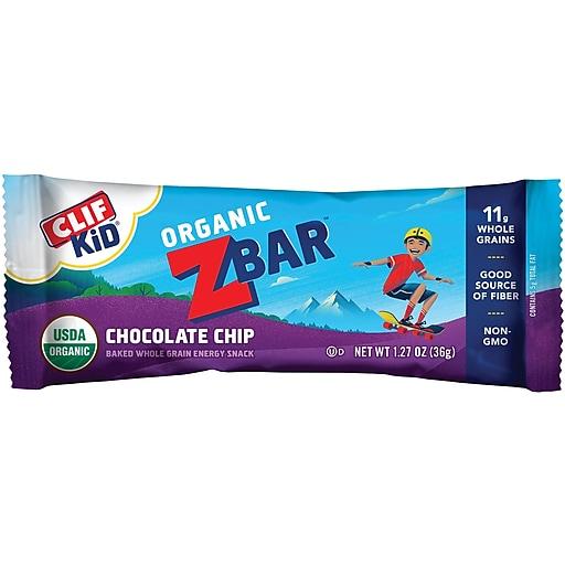 Zbar Chocolate Chip 18ct (CCC191804)
