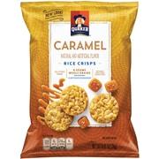 Quaker® Popped Rice Snacks; Caramel Corn, .91 oz. Bags, 60 Bags/Carton