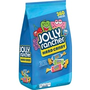 Jolly Rancher Hard Candy Original Flavors Assortment Bag, 5 lb. (HEC15680)