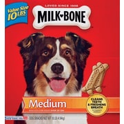 Milk Bone Original Dog Biscuits, Medium, 10lbs (SMU9501)