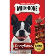 Milk Bone Gravy Bones Dog Biscuits, Small, 19oz (SMU94203)